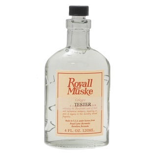 Royall Muske of Bermuda Men's 4-ounce Cologne Spray (Tester)