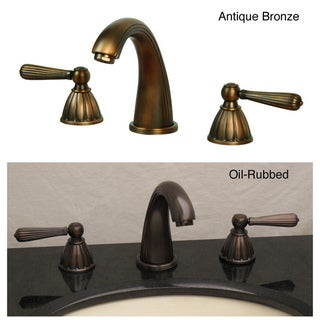 Eight-Inch Widespread Faucet