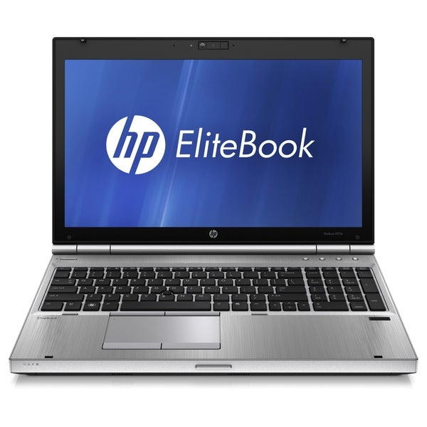 "HP EliteBook 8570p 15.6"" LCD Notebook - Intel Core i5 (3rd Gen) i5-33"