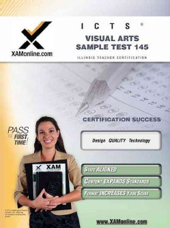 Icts Visual Arts Sample Test 145 (Paperback)
