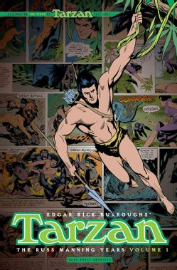 Tarzan Archives (Hardcover)