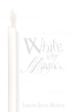 White Is for Magic (Paperback)