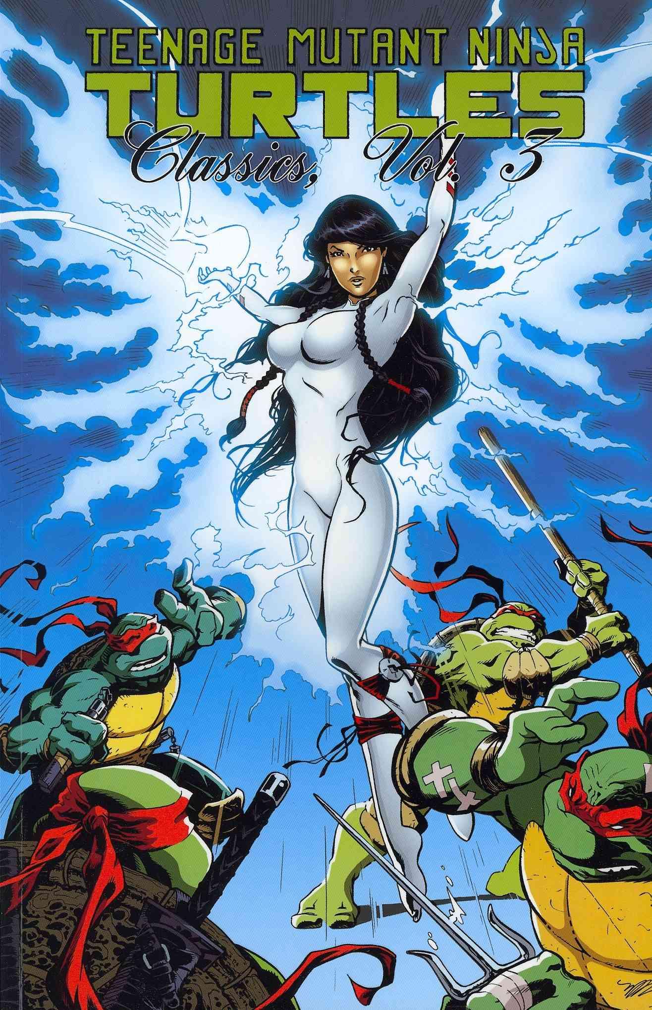 Teenage Mutant Ninja Turtles Classics 3 (Paperback)