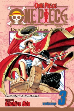 One Piece 3: Don't Get Fooled Again (Paperback)