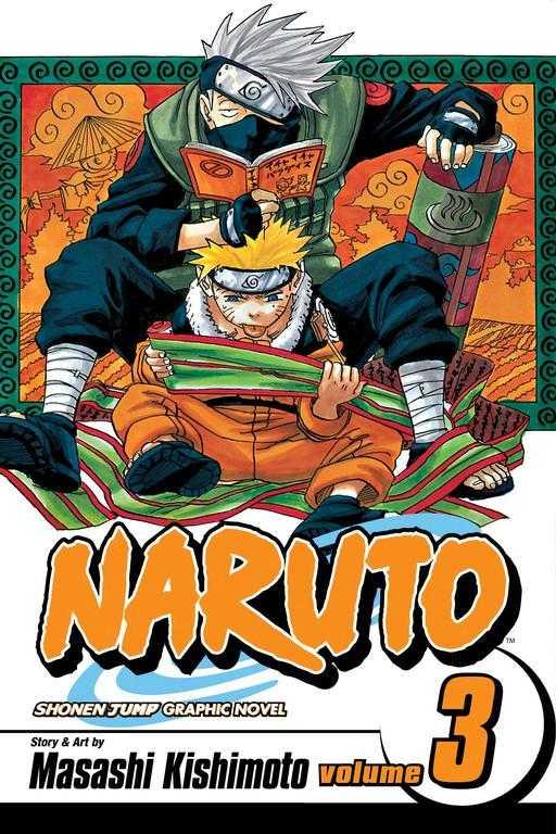 Naruto 3: Dreams (Paperback)