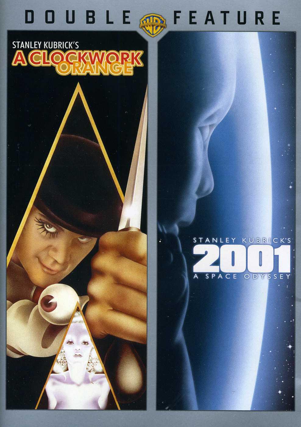 2001: A Space Odyssey/Clockwork Orange (DVD)