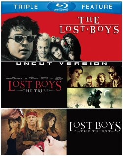 The Lost Boys/The Lost Boys: The Tribe (Uncut)/The Lost Boys: The Thirst (Blu-ray Disc)