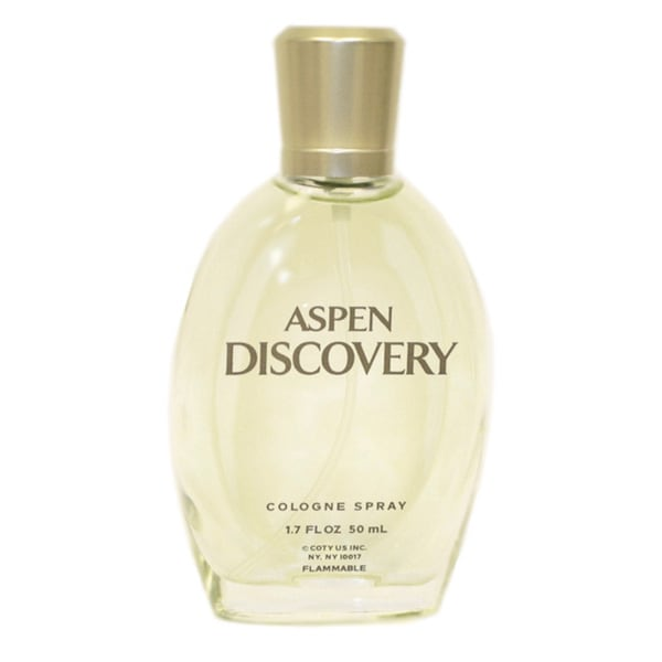 Coty Aspen Discovery Men's 1.7-ounce Cologne Spray (Unboxed)