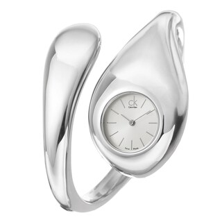Calvin Klein Women's 'Hypnotic' Stainless Steel Watch