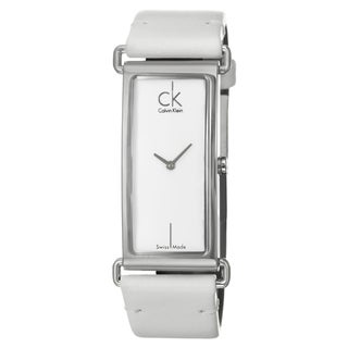 Calvin Klein Women's 'Citified' Stainless Steel Watch