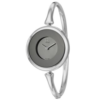 Calvin Klein Women's 'Sing' Water Resistant Stainless Steel Watch