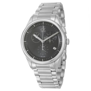 Calvin Klein Men's 'Basic' Stainless Steel Watch