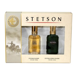 Coty Stetson Men's 2-piece Fragrance Gift Set