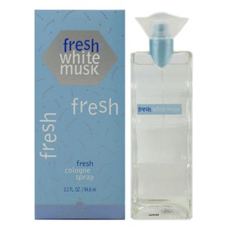 Prince Matchabelli Fresh White Musk Women's 3.2-ounce Fresh Cologne Spray