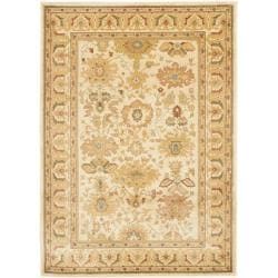 Safavieh Oushak Traditional Cream Rug (8' x 11')