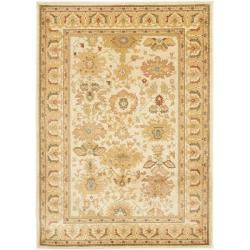 Safavieh Oushak Traditional Cream Rug - 8' x 11' - Thumbnail 0