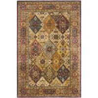 Safavieh Handmade Persian Legend Multi/ Rust Wool Rug - 8'3 x 11'