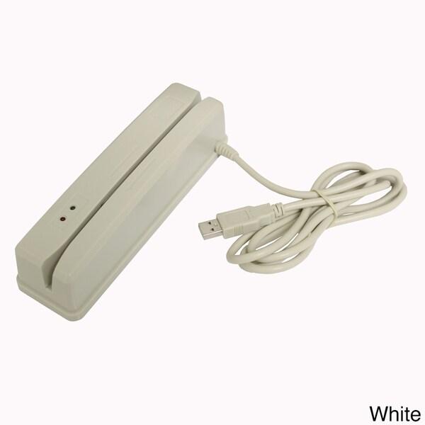 USB Magnetic Swipe Credit Card Reader