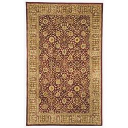 "Safavieh Handmade Persian Legend Red/ Light Brown Wool Rug - 8'3"" x 11' - Thumbnail 0"