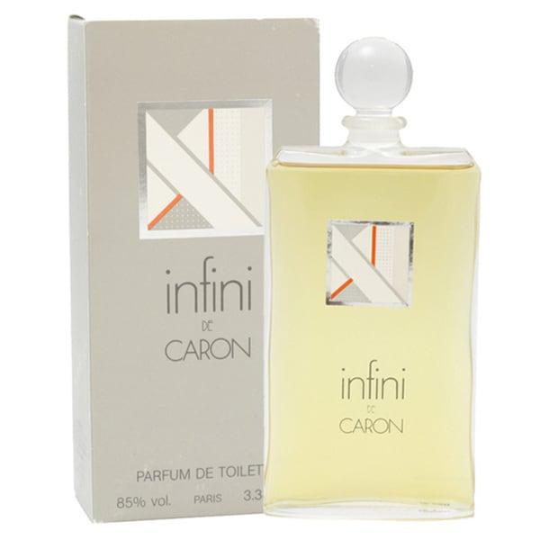 Caron 'Infini De Caron' Women's 3.38-ounce Parfum de Toilette Pour