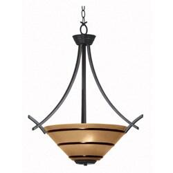 Iommi 3-light Pendant