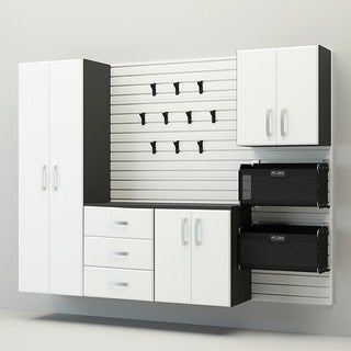 Flow Wall 6-piece Deluxe Cabinet Set