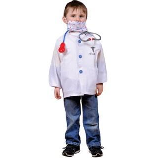 Dress Up America Kids' 'Doctor' Role Play Dress Up Set
