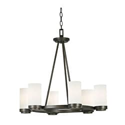 Hamilton 6 Light Chandelier