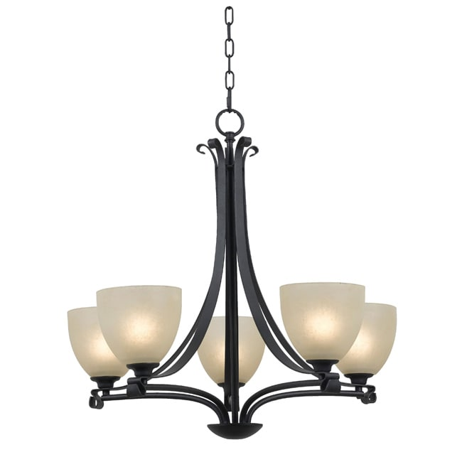 Kramer 5 Light Chandelier