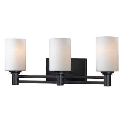 Powell 3 Light Vanity