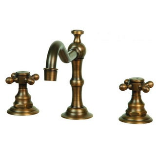 8-inch Widespread 2-handle Faucet