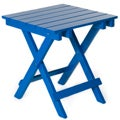 Royal Blue Foldable Side Table