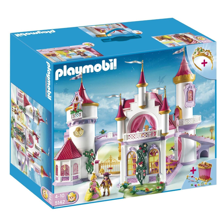 Playmobil Princess Fantasy Castle Play Set