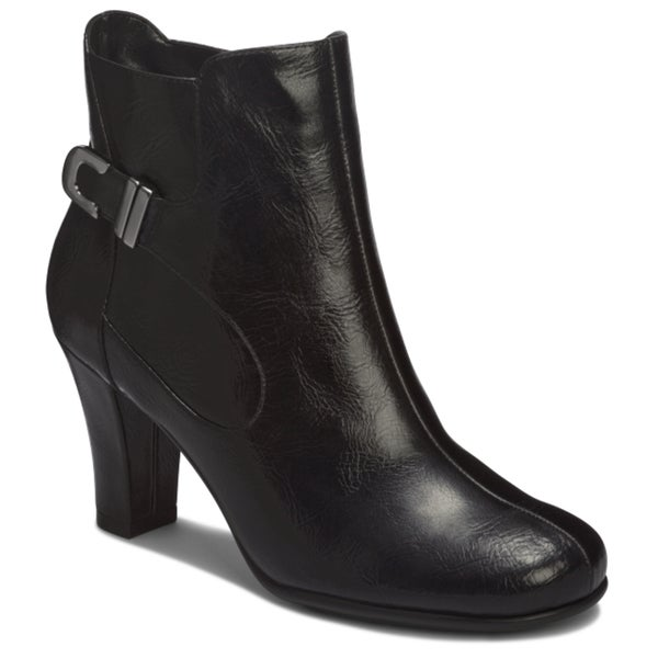 A2 by Aerosoles Role Out Black Ankle Boot. Opens flyout.