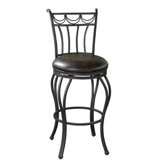Alamance 26-inch Swivel Counter Stool