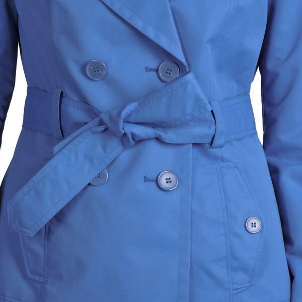 various colors world-wide renown choose authentic Shop Larry Levine Plus Size Women's Lightweight Belted Rain ...