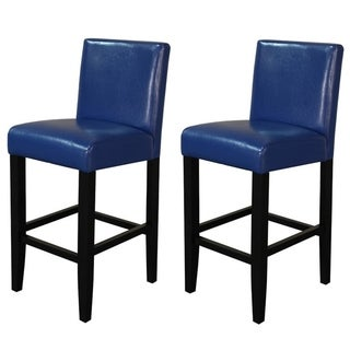 Blue Counter Amp Bar Stools For Less Overstock Com