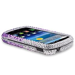 Waterfall Diamond Case/ Protector for Samsung Stratosphere SCH-i405