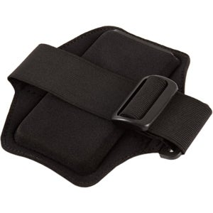 Griffin Trainer Carrying Case (Armband) for iPhone - Black, Green