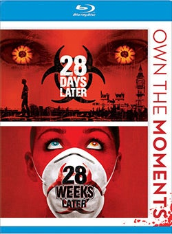 28 Days Later/28 Weeks Later (Blu-ray Disc)