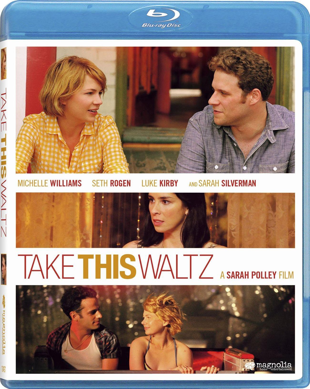 Take This Waltz (Blu-ray Disc)