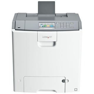Lexmark C748DE Laser Printer - Color - 2400 x 600 dpi Print - Plain P