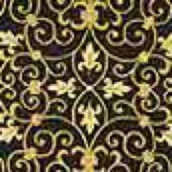 Safavieh Hand-hooked Chelsea Irongate Black Wool Rug (8' Round) - Thumbnail 2
