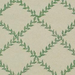 Safavieh Hand-hooked Trellis Ivory/ Light Green Wool Rug (6' x 9') - Thumbnail 2