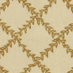 Safavieh Hand-hooked Trellis Ivory/ Beige Wool Rug (2'6 x 12') - Thumbnail 2