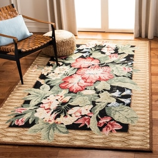 Safavieh Hand-hooked Chelsea Yajaira Country Oriental Wool Rug