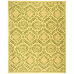 Safavieh Hand-hooked Chelsea Heritage Beige Wool Rug (8'9 x 11'9)