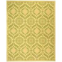 Safavieh Hand-hooked Chelsea Heritage Beige Wool Rug - 8'9 X 11'9