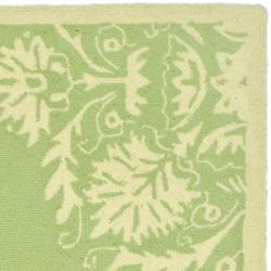 Safavieh Hand-hooked Chelsea Ivory Wool Rug (2'9 x 4'9)