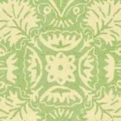 Safavieh Hand-hooked Chelsea Green Wool Rug (2'6 x 4') - Thumbnail 2